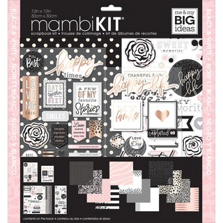 "Me & My Big Ideas Page Kit 12""X12"""