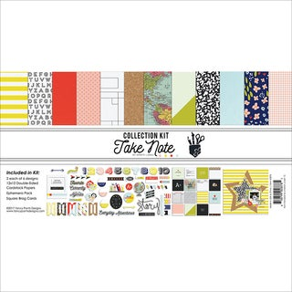 "Fancy Pants Designs Collection Kit 12""X12"""