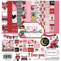 "Carta Bella Collection Kit 12""X12"""