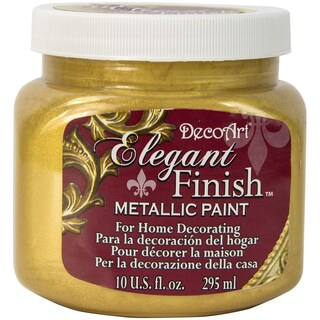 Elegant Finish Metallic Paint 10oz