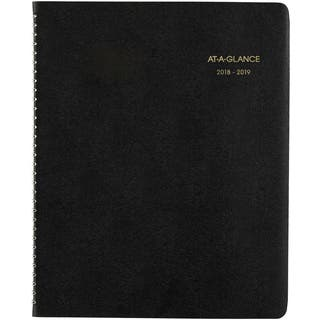 At A Glance Large Academic Monthly Planner