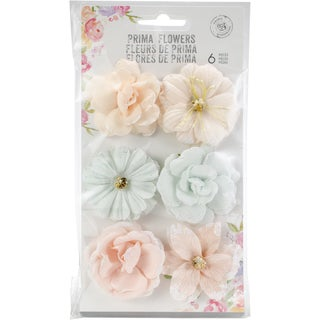Love Story Paper Flowers