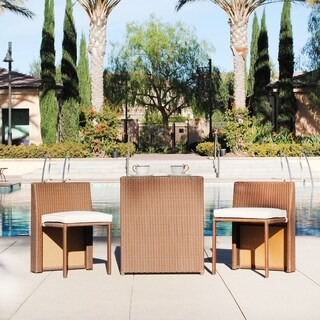 Mason 3-Piece Conversation Set with Cushions by Westin Outdoor