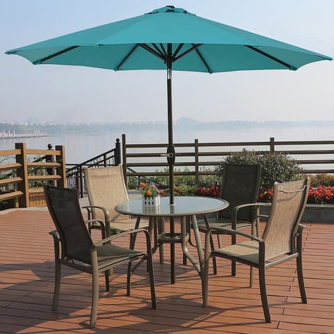Buy Blue Patio Umbrellas Online at Overstock | Our Best