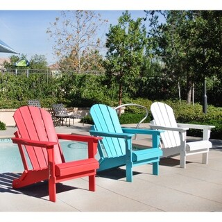 Laguna Poly Adirondack Chair by Westin Outdoor (2 options available)