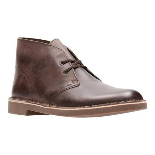 14a6f65e9fb16 Shop Men s Clarks Bushacre 2 Boot Dark Brown - Free Shipping Today -  Overstock.com - 18150941