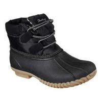Women's Skechers Hampshire Duck Boot Black