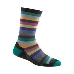 Women's Darn Tough Vermont Phat Witch Crew Sock 1644 (2 Pairs) Charcoal