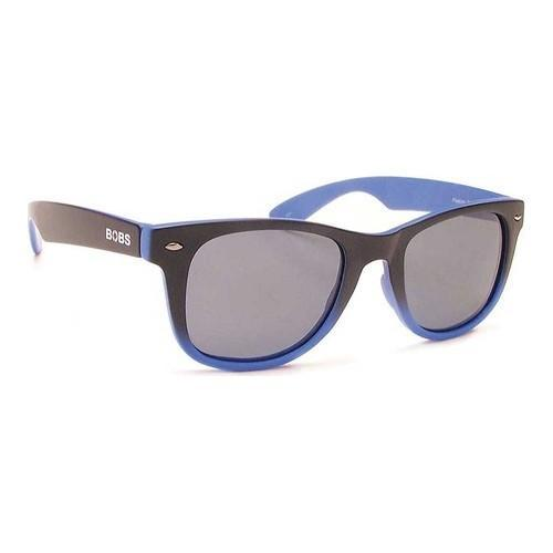 9f41293f50 Thumbnail Coyote Eyewear FP-35 Polarized Sunglasses Black Blue Fade Gray