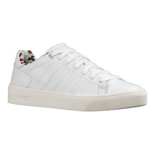 K-Swiss Court Frasco Sneaker(Women's) -Bright Gold/Marshmallow Clearance Cheap Real Cheap Sale Visit New VX4bwZle