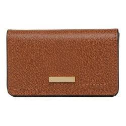 Women's Lodis Stephanie RFID Mini Card Case Chestnut