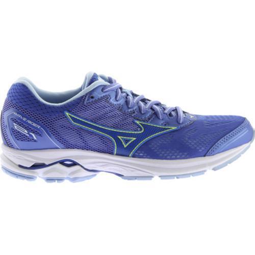 wholesale dealer f41a4 cf942 ... Thumbnail Women  x27 s Mizuno Wave Rider 21 Running Shoe Baja Blue  Dazzling ...