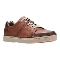 Men's Clarks Kitna Walk Sneaker Mahogany Nubuck