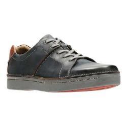 Men's Clarks Kitna Walk Sneaker Navy Nubuck