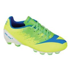 Children's Diadora DD-NA4 R Soccer Cleat Yell Fluo/Green