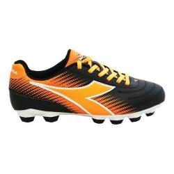 Women's Diadora Mago L LPU Soccer Cleat Black/Orange