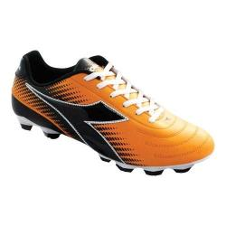Men's Diadora Mago R LPU Soccer Cleat Orange/Black