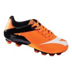 Children's Diadora MW-Tech RB R LPU Soccer Cleat Fluo Red/Black/Tropic