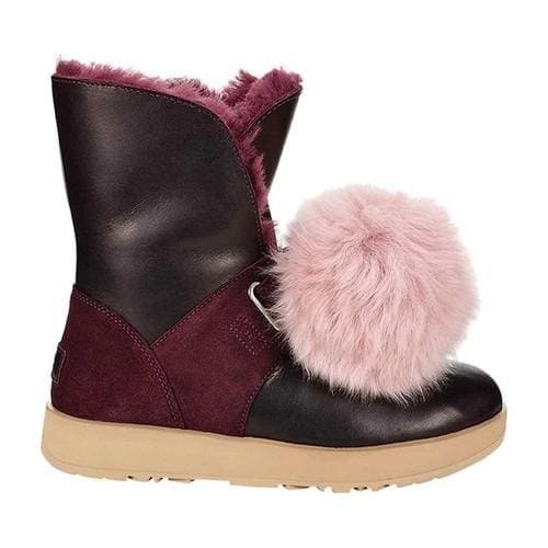 b58aff9a247 Women's UGG Isley Waterproof Boot Port Leather/Suede