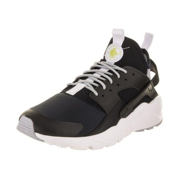 Shop Nike Men s Air Huarache Run Ultra Running Shoe - Free Shipping ... 9005f64973a