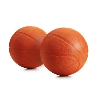 "Botabee Toddler & Little Kids Basketball - 6"" Diameter - Compatible With Little Tikes EasyScore & Fisher-Price - 2 Pack"
