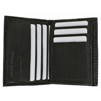 AFONiE - Leather Credit Card Bi-fold Wallet