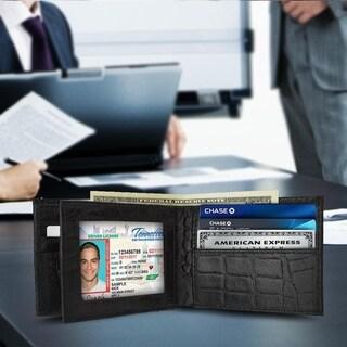 AFONiE - Croc Bifold Card Holder