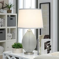 Jodi White 25.75-inch Table Lamp