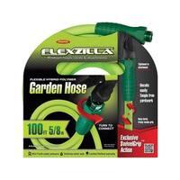 Flexzilla  Legacy  5/8 in. Dia. x 100 ft. L Flexible Hybrid Polymer  Garden Hose  Kink Resistant