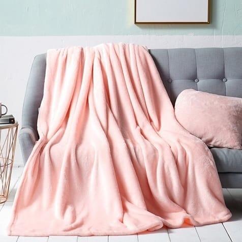 Me Sooo Comfy Rose Quartz Blanket