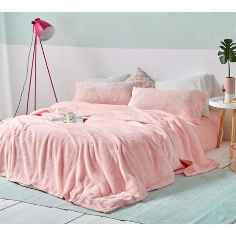 Me Sooo Comfy Sheets - Rose Quartz