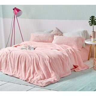 Me Sooo Comfy Sheets - Rose Quartz
