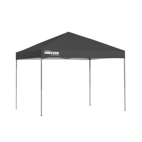 Expedition EX80 One Push 8 x 10 ft. Straight Leg Canopy - 8x10
