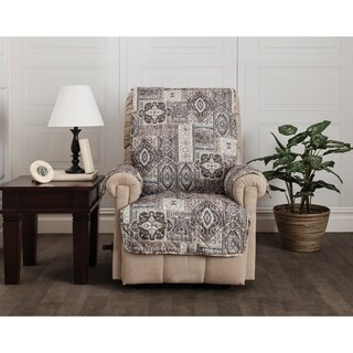 Manchester Slate Recliner Furniture Protector Slipcover