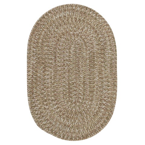 Farmstand Tweed Sherwood Birch Area Rug - 5' x 8'