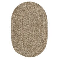 Farmstand Tweed Sherwood Birch Area Rug - 6' x 9'
