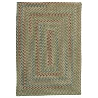 Mayflower Riverside Green Area Rug - 9' x 12'