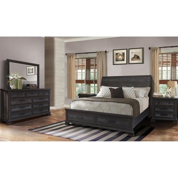 Shop Best Master Furniture 5 Pieces Kate Bedroom Set - Free Shipping ...