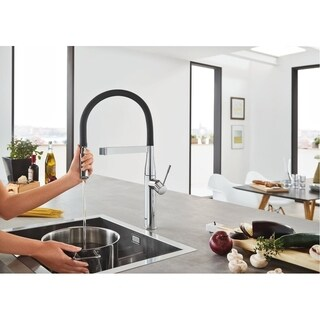 Essence Professional Single-Handle Kitchen Faucet