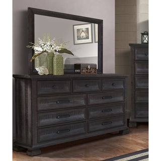 Best Master Furniture Kate 2 Pieces Dresser and Mirror