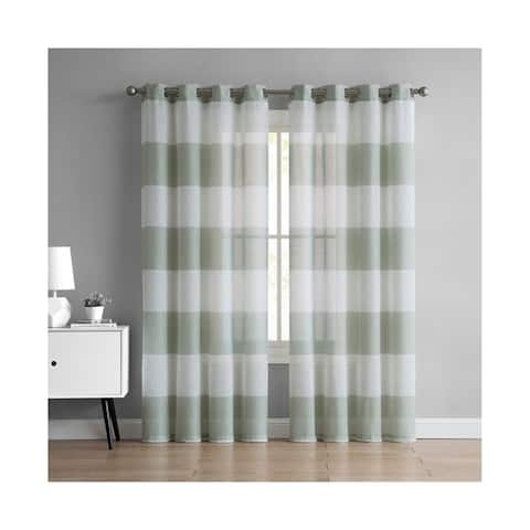 VCNY Home August Curtain Panel