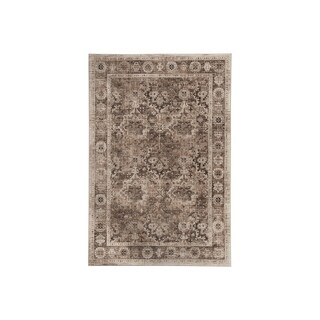 Geovanni Natural Polyester Bohemian Rug - 8' x 10'
