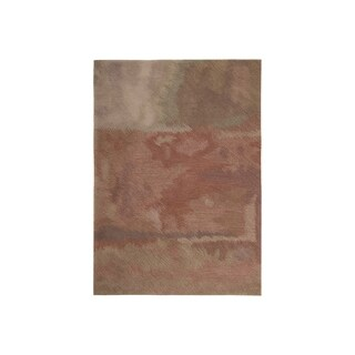 Signature Design by Ashley Hand-Woven Nikhil Natural Polyester Rustic Rug - 8' x 10'