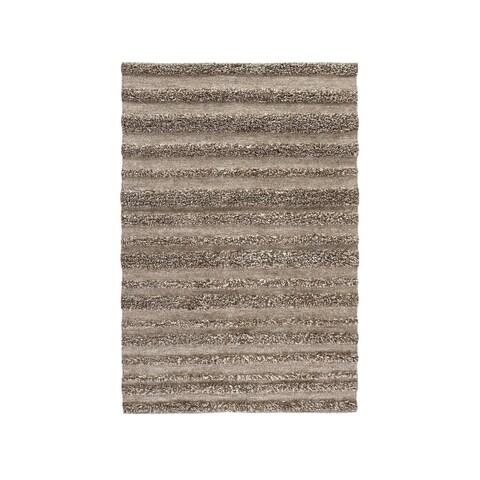 Jabari Natural Wool Shag Rug - 8' x 10'