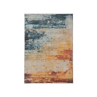Signature Design by Ashley Arwan Red Eclectic Rug - 8' x 10'