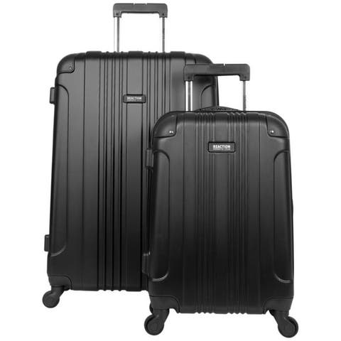 Kenneth Cole Reaction 'Out of Bounds' 2-Piece 20in/28in Hardside 4-Wheel Spinner Lightweight Luggage Set - Multiple Colors
