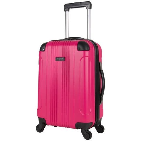 """Kenneth Cole Reaction """"Out of Bounds"""" 2-Piece 20in/28in Lightweight Hardside 4-Wheel Spinner Luggage Set - Multiple Colors"""