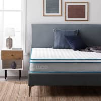 LUCID Comfort Collection 9-inch Full-size Innerspring Mattress