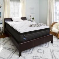 Sealy Response Performance 14-inch Caliornia King-size Plush Pillowtop Mattress Set