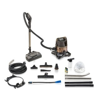 Reconditioned Rainbow SE PN2 Vacuum GV tools GV Power Nozzle and 5 Year Warranty With New Aftermarket Tools & Attachments